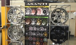 Rims Display