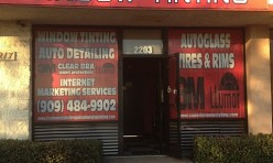 Crack Windshield Repair & Window Tinting